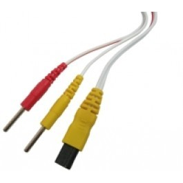 Pin connecting wire with male end for ES-160, IC-1107 & ES-130 machines