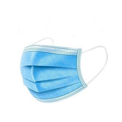 Face Masks 3 Ply Type IIR (Pack Of 50)