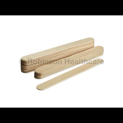 Wooden Tongue Depressors Non-Sterile (Box Of 100)
