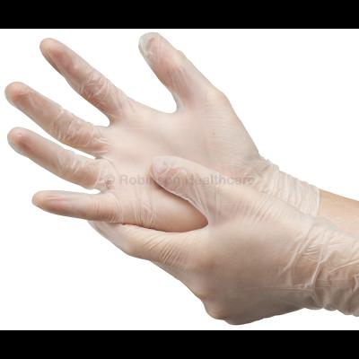 Latex Free Vinyl Gloves