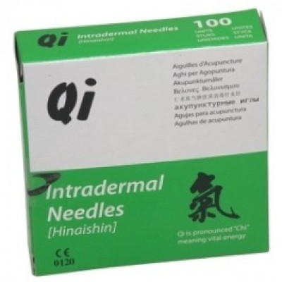 Qi Intradermal (Hinaishin) Needles