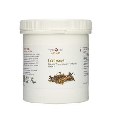 MycoNutri Organic Cordyceps powder 200g