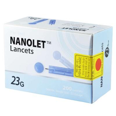Blood letting Lancet Needle (200 per box)