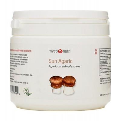 MycoNutri Sun Agaric Powder 250g (Agaricus subrufescens)