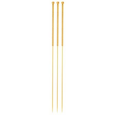 Classic Plus Gold Plated  Needle (25mm x  0.22mm)