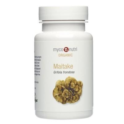Organic MycoNutri Maitake 60 capsules (Grifola frondosa)