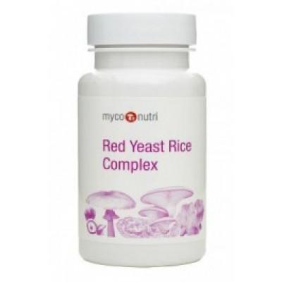 MycoNutri Red Yeast Rice Complex 60 Capsules