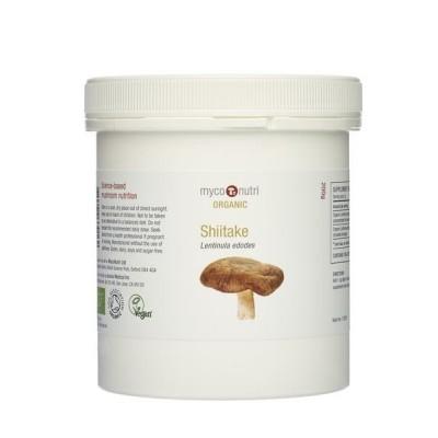 MycoNutri Organic Shiitake powder 200g (Lentinula edodes)