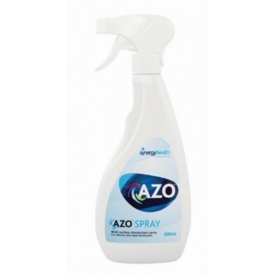 Azo Hard Surface Disinfectant Spray 500ml - 99.999%