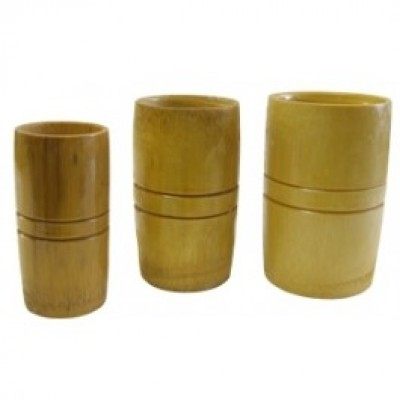 Bamboo Cupping Jar