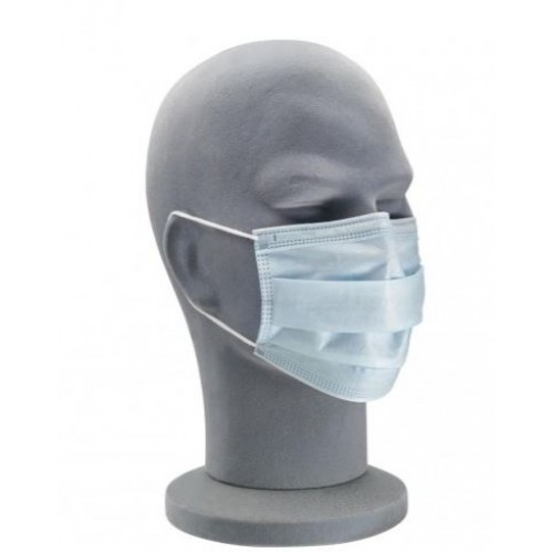 Face Masks 3 Ply Type II (Pack Of 50)